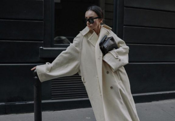Here's proof that oversized coats will make any outfit look instantly cooler