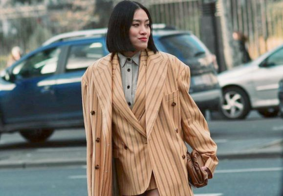 Pinstripes: the trend that'll make you look more polished every time