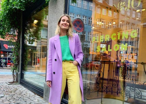 This coat trend fashion girls swear by is the key to a bold winter wardrobe