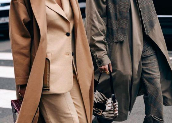 How to style a trench in 2020