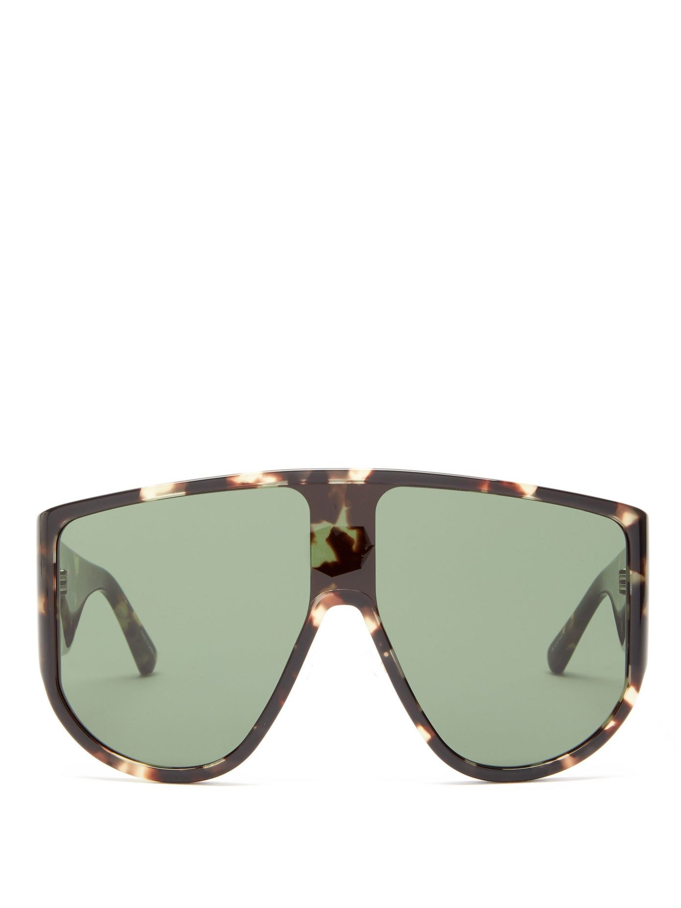 Linda-Farrow-X-The-Attico-Iman-tortoiseshell-sunglasses