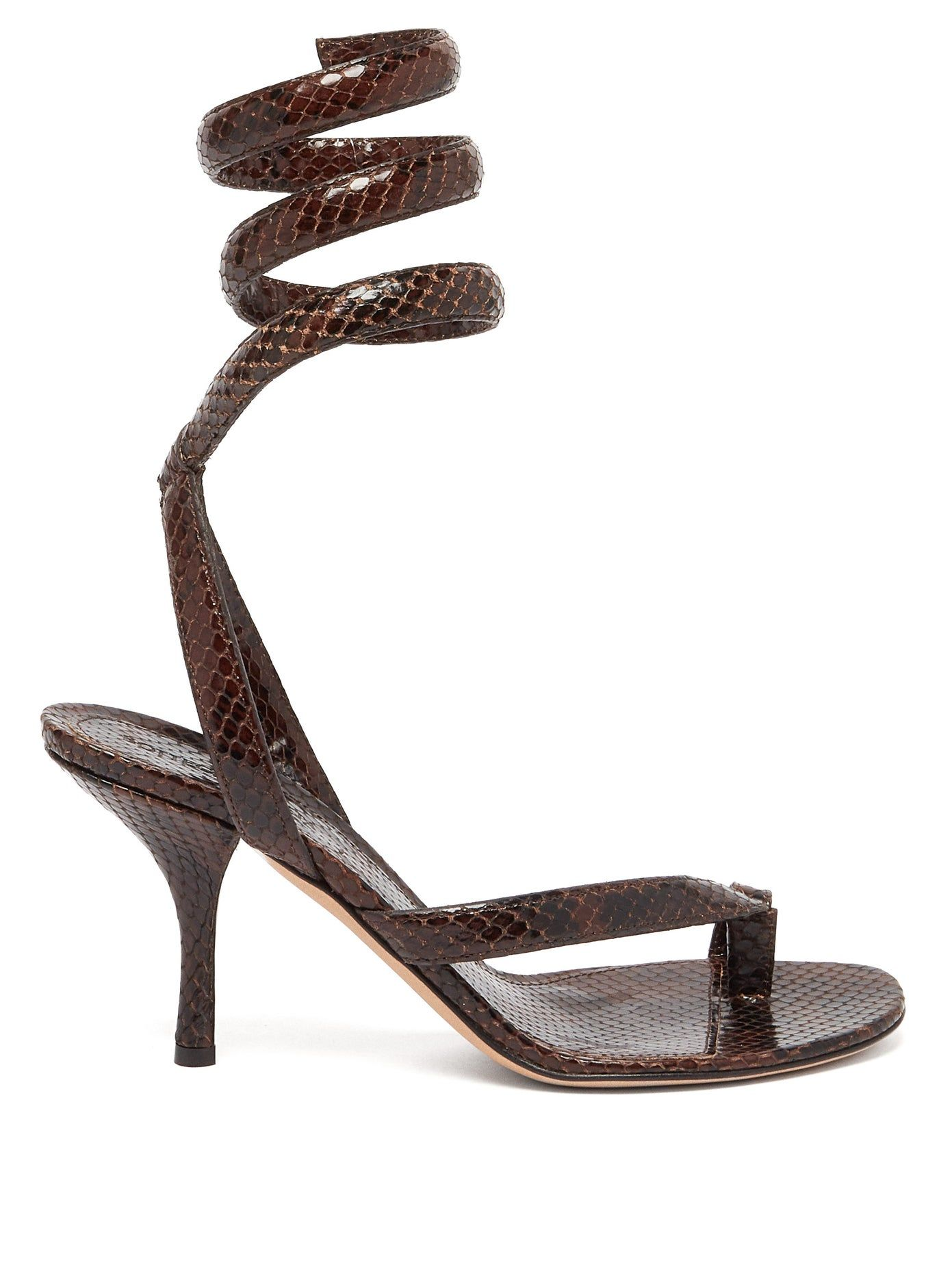 bottega-veneta-wrap-around-snake-effect-leather-sandals