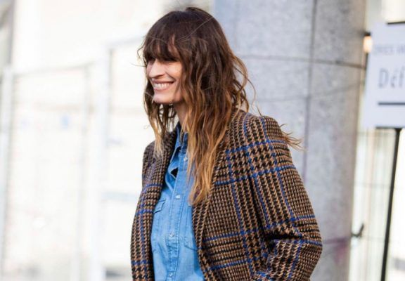 This Parisian girl uniform comes with Hedi Slimane's seal of approval