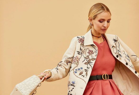 I didn't know I needed a floral coat until this happened