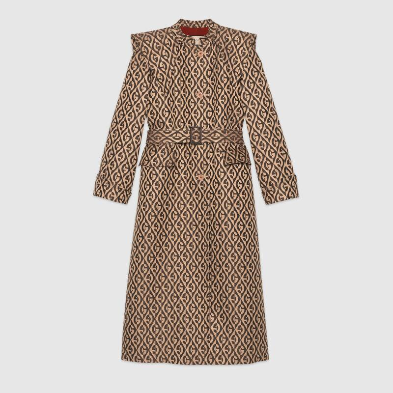 gucci-g-rhombus-print-coat-with-cape