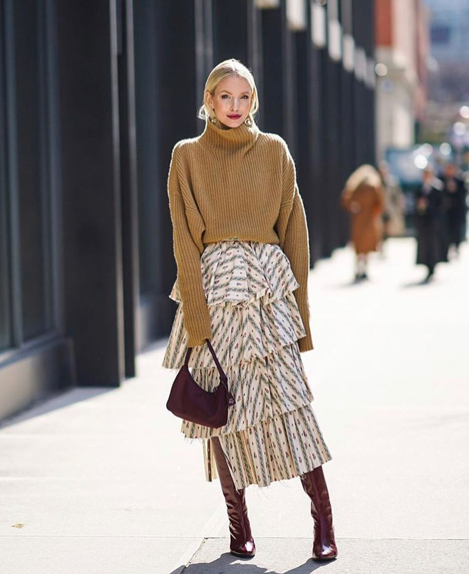 leonie-hanne-petar-petrov-kate-ribbed-cashmere-sweater-street-style-nyfw