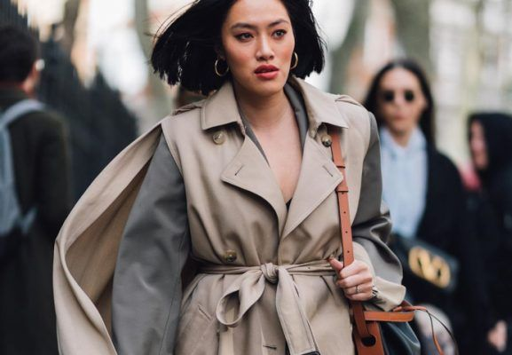 The bucket bag every girl at London Fashion Week has fallen in love with