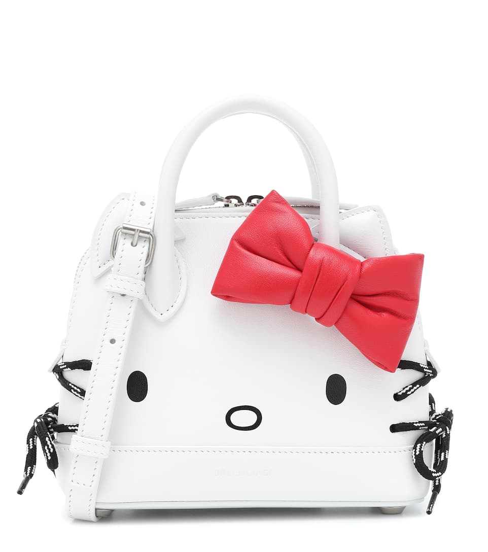 balenciaga-x-hello-kitty-ville-xxs-bag-white
