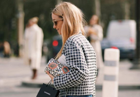 The Spring jacket that is never going out of style