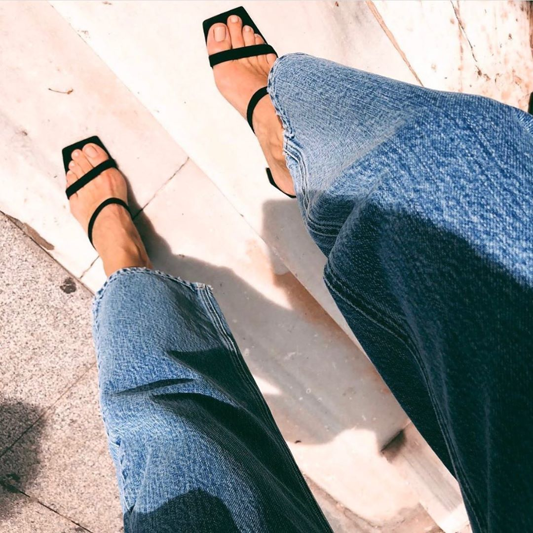 by-far-tanya-black-leather-sandals