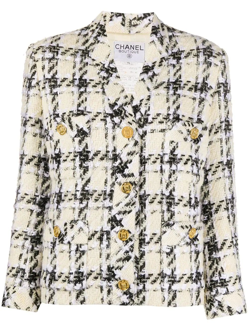 chanel-pre-owned-check-button-up-tweed-jacket