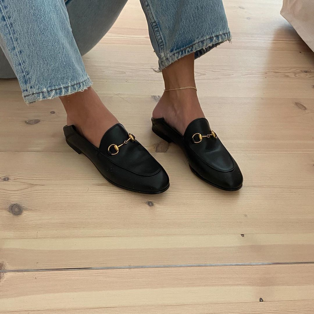gucci-foldable-slim-horsebit-loafer-black-leather-matilda-djerf-instagram
