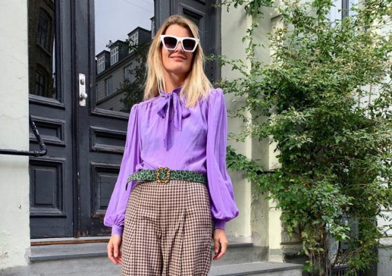 Purple items your spring wardrobe can't miss in 2020