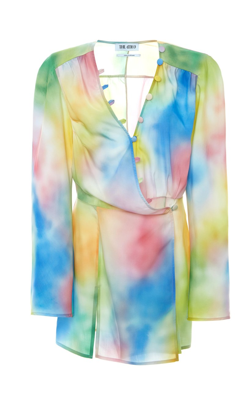 attico-tie-dye-crepe-de-chine-mini-dress
