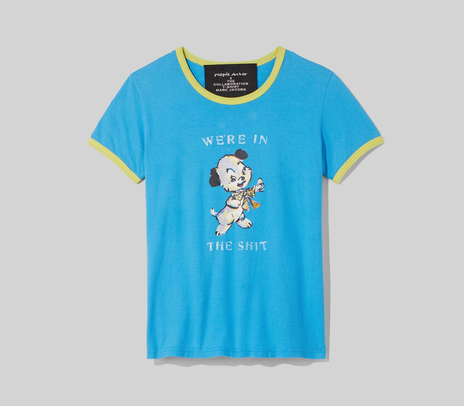 marc-jacobs-x-magda-archer-we-re-in-the-shit-t-shirt