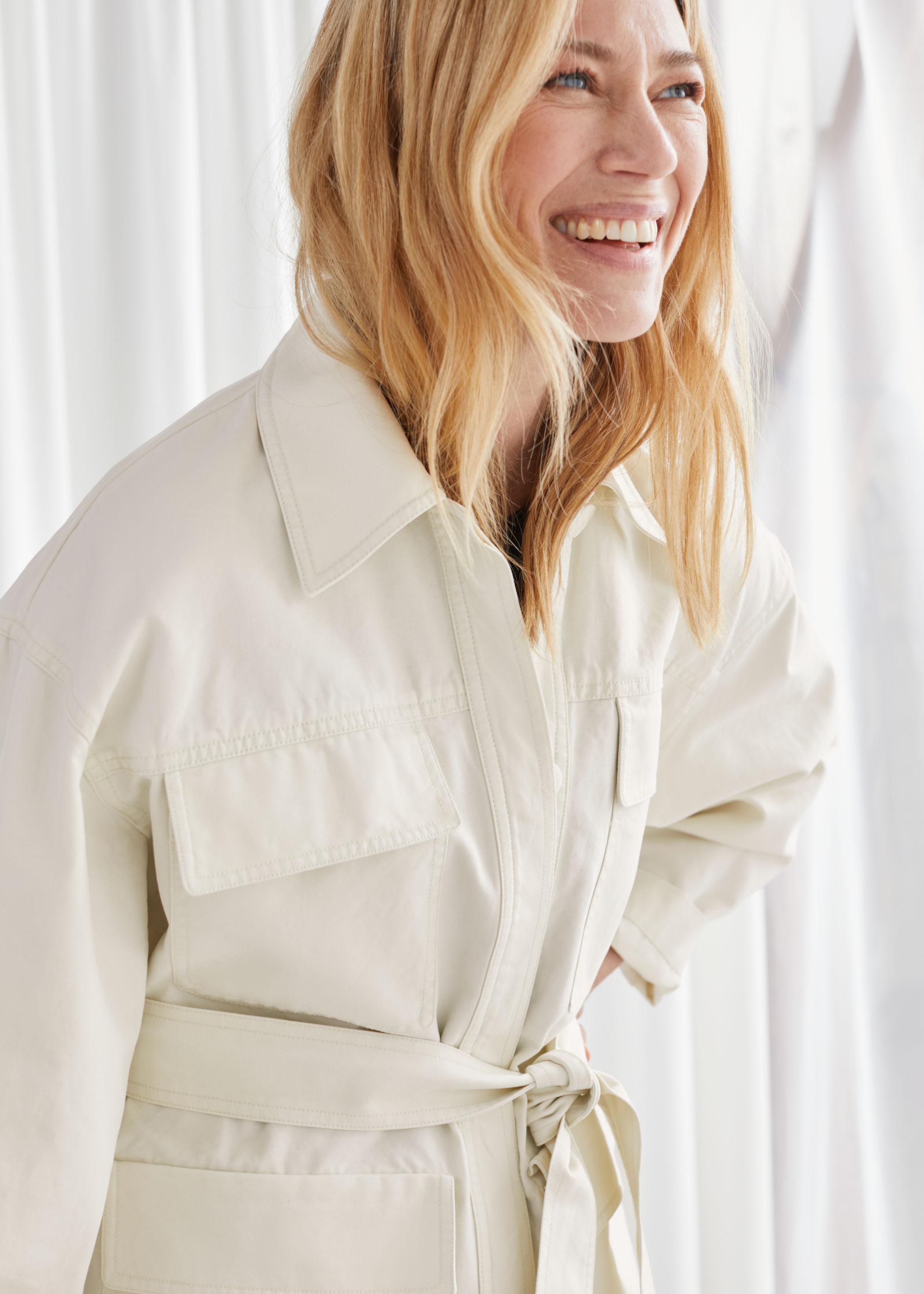 other-stories-belted-cotton-jacket-white