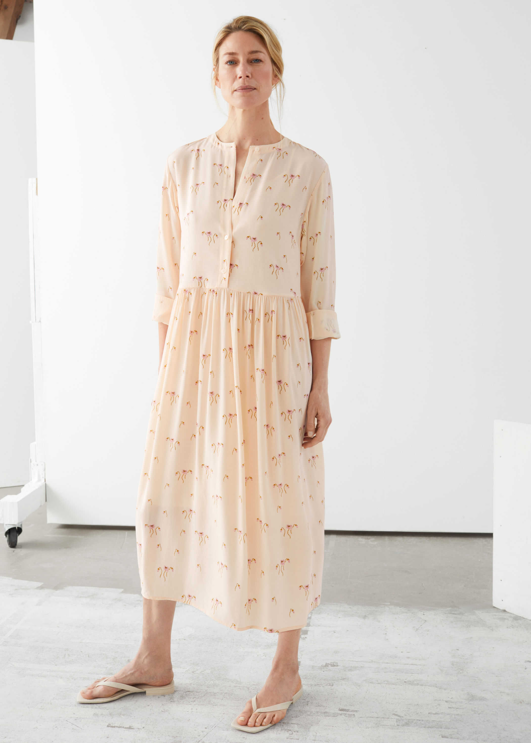 other-stories-loose-a-line-midi-dress