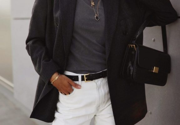 The white jeans I'm eyeing up for the season ahead
