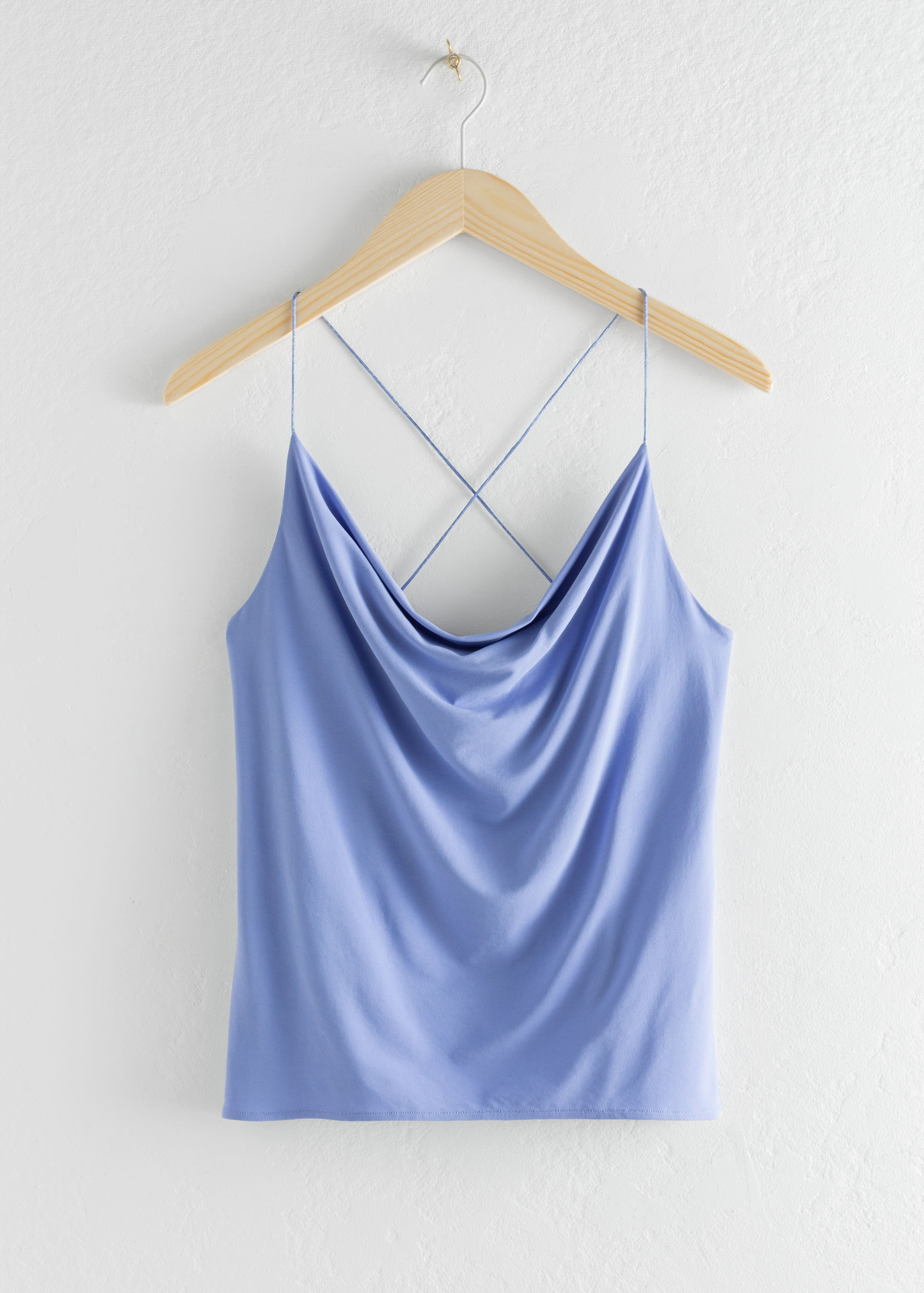 other-stories-draped-cross-back-tank-top-blue