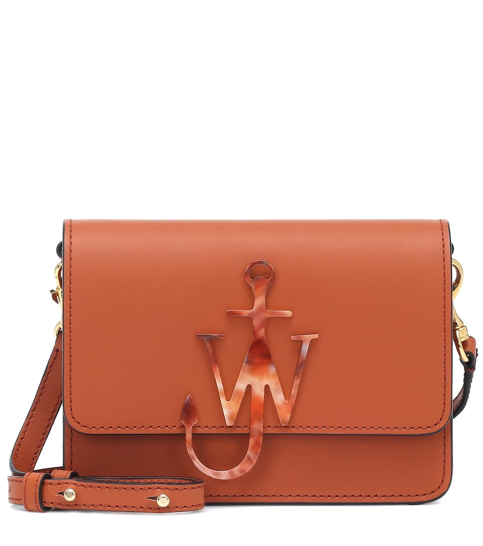 jw-anderson-logo-small-leather-shoulder-bag-ginger-brown-sale