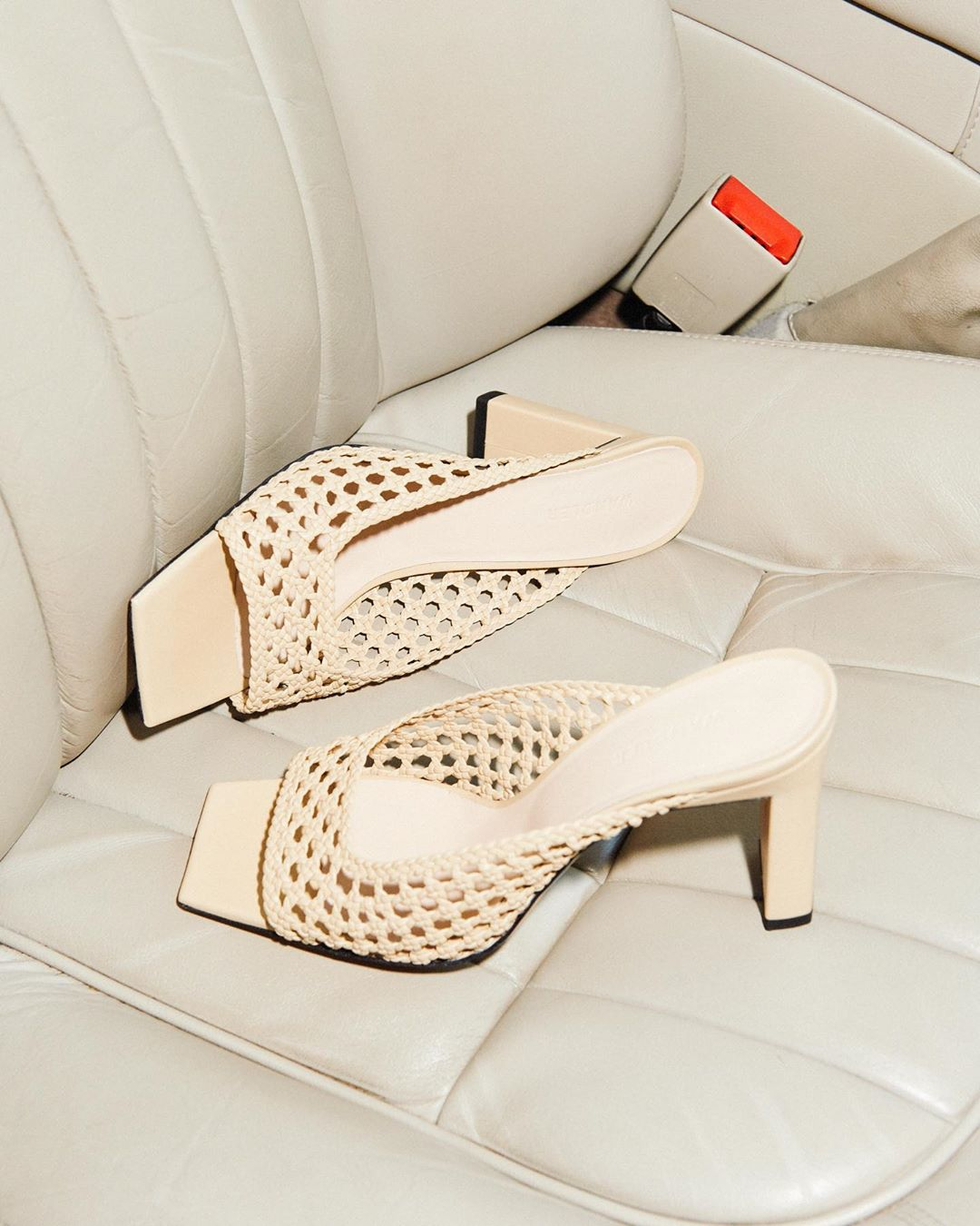 wandler-isa-mesh-sandals-cream-instagram