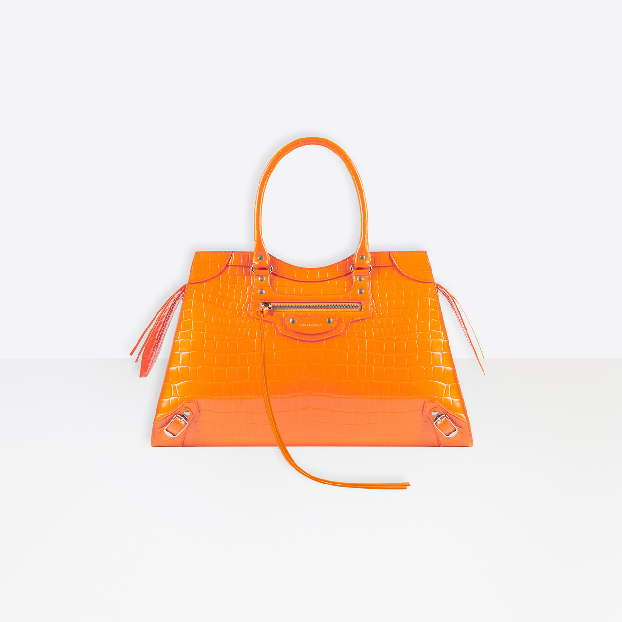 balenciaga-neo-classic-large-tote-orange