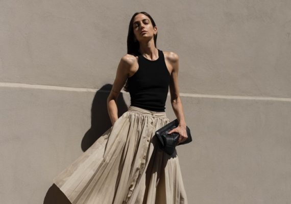 How to style a midi skirt this August according to Instagram