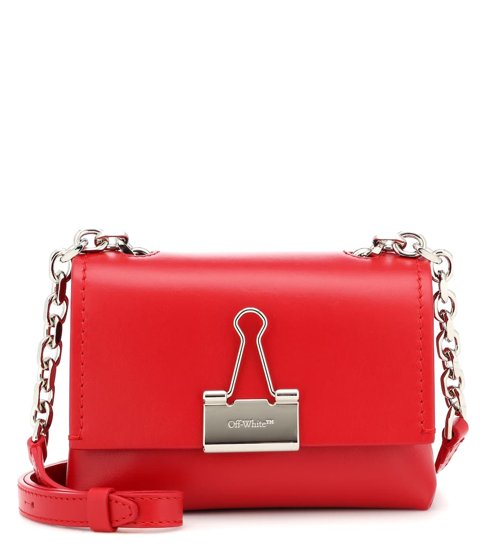 off-white-binder-clip-small-leather-shoulder-red