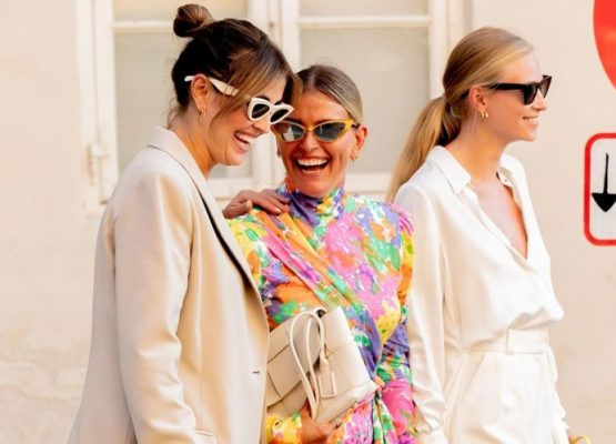 What fashion girls wore to Copenhagen Fashion Week Spring 2021