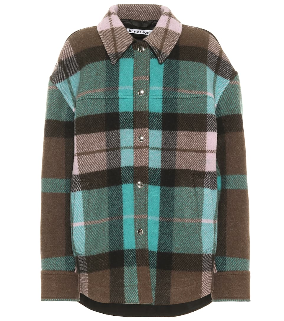 acne-studios-checked-wool-blend-jacket
