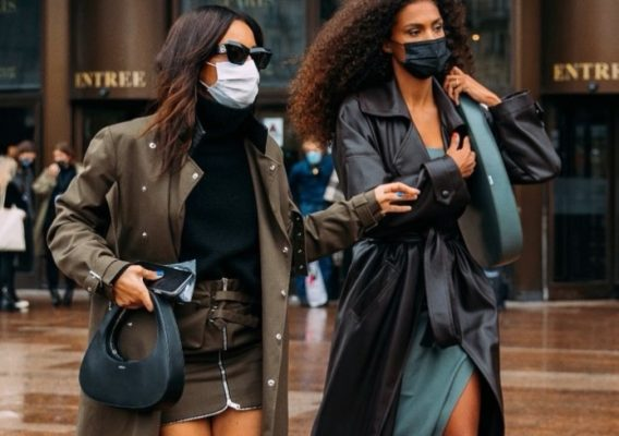 I spotted a lot of affordable bags on the streets of Paris during Fashion Week Spring 2021