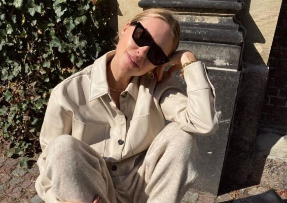 The most stylish Mango fall buys fashion influencers are wearing now