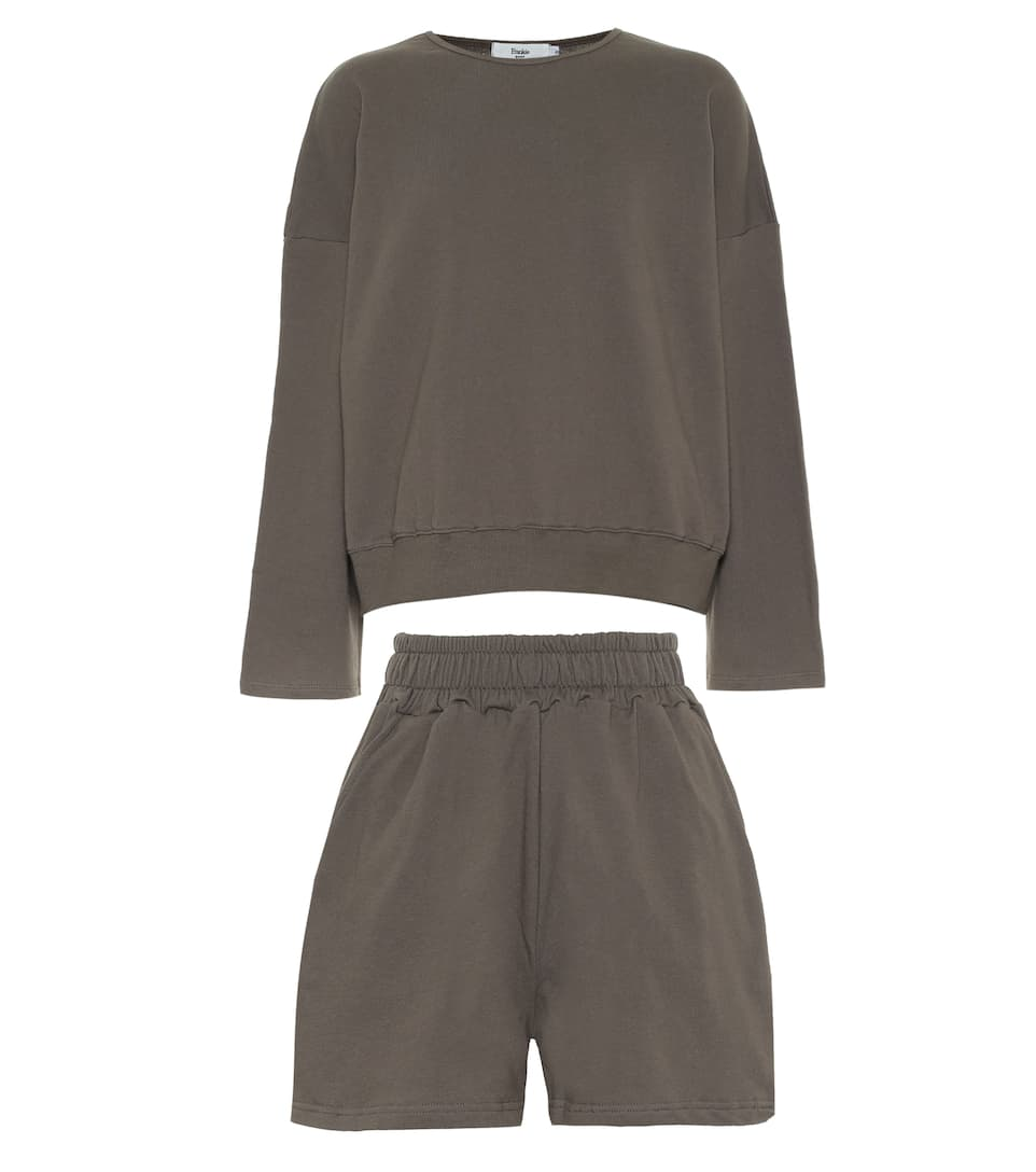 frankie-shop-jaimie-cotton-top-and-shorts-set-taupe