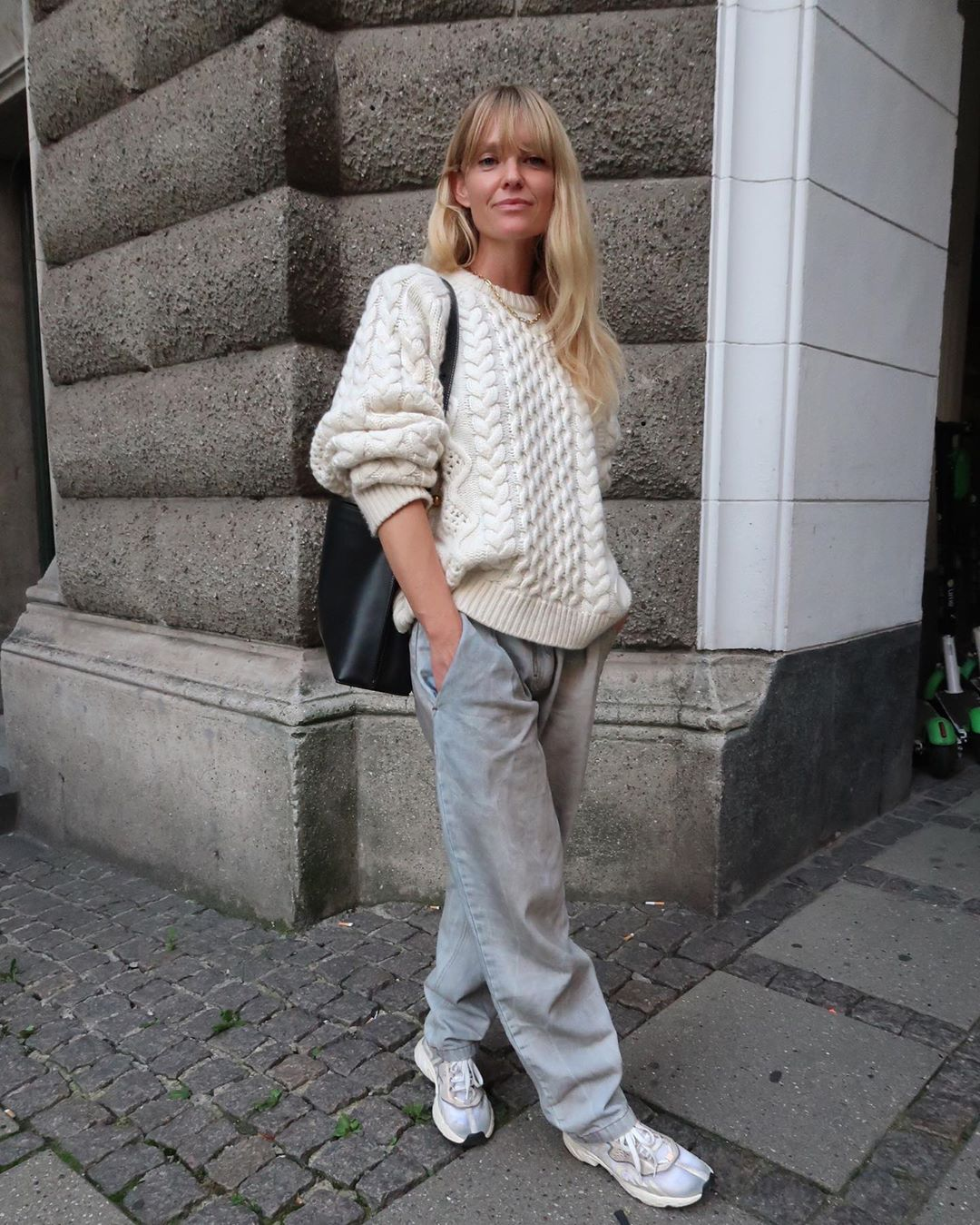 jeanette-madsen-loulou-studio-cable-knit-jumper-instagram