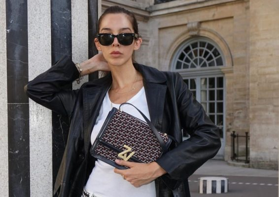This affordable shoulder bag has gained a very fashionable following