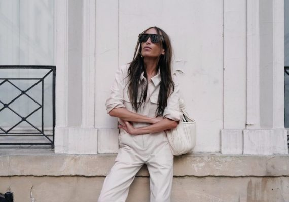 The trench jumpsuit is the utilitarian piece my favorite influencers swear by in 2020