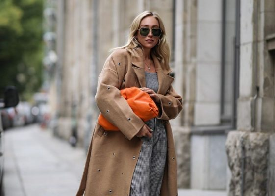 The statement coats that I'm loving this October