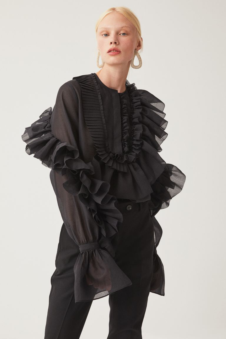 hm-studio-voluminous-ruffled-blouse