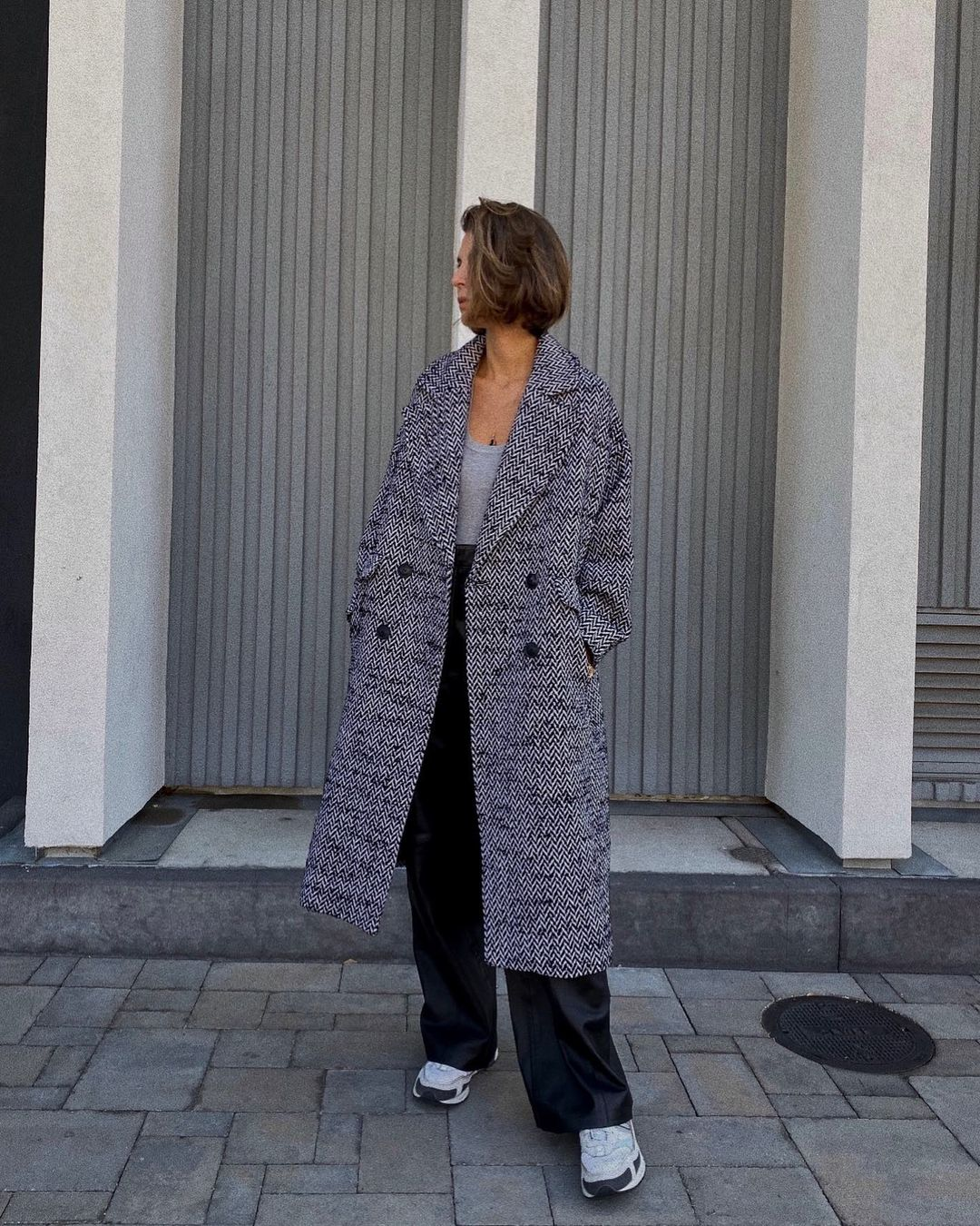 jen-azoulay-mango-cross-coat-instagram