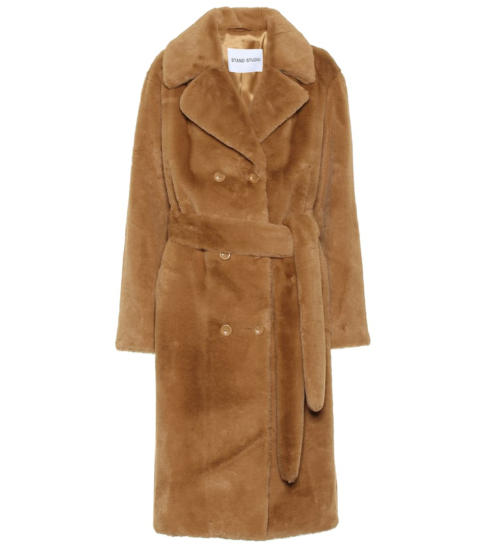 stand-studio-faustine-belted-faux-fur-coat