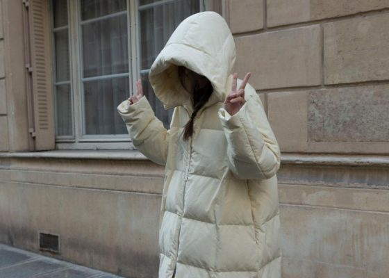 The best designer puffer jackets I've seen on Instagram this season