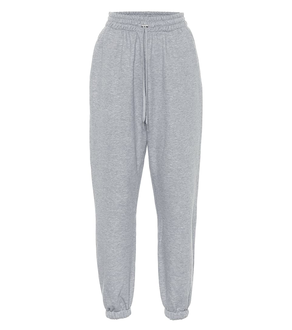frankie-shop-vanessa-cotton-trackpants-grey