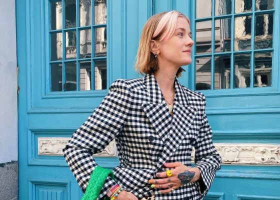 My favorite influencers can't stop wearing this Balenciaga item (and it's not a bag…)