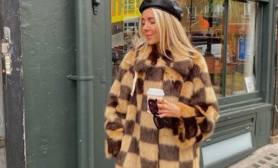 shop-stand-studio-checked-faux-fur-coat