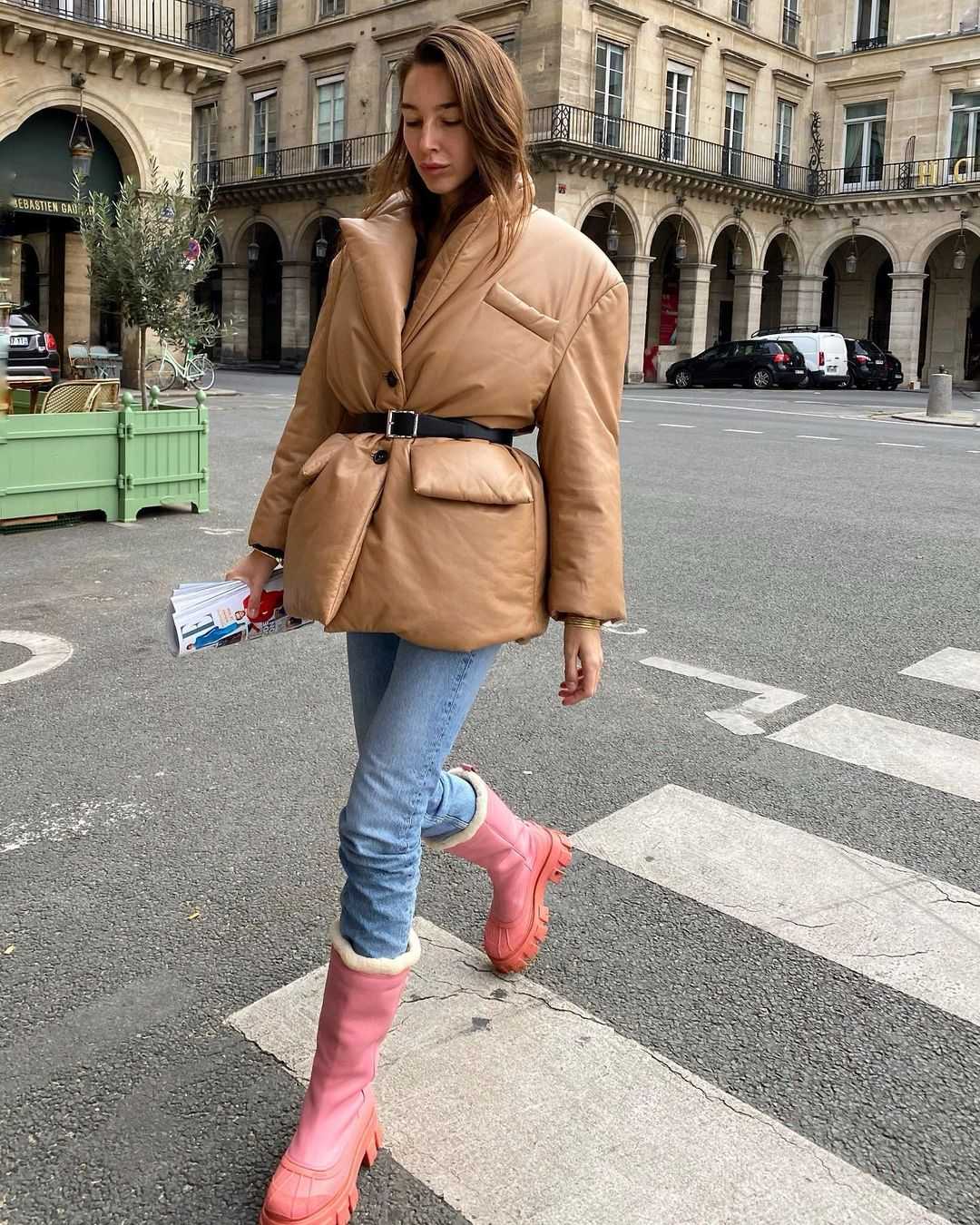 estelle-chemouny-prada-monolith-shearling-lined-leather-boots-instagram