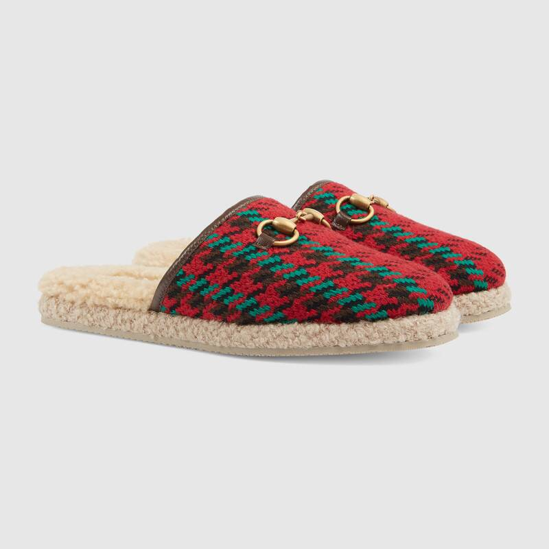gucci-houndstooth-slipper