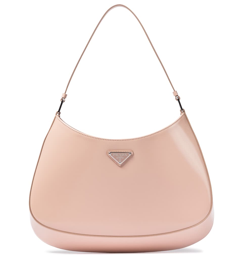 prada-cleo-brushed-leather-shoulder-bag-medium-orchid-pink