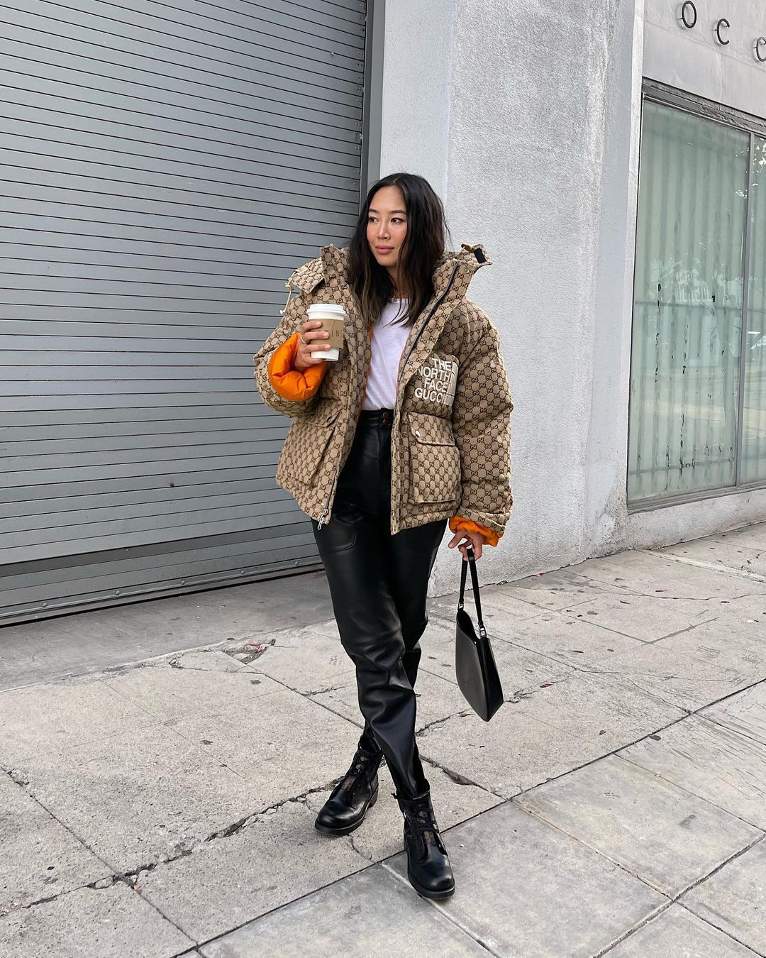 aimee-song-the-north-face-x-gucci-puffer-jacket-instagram