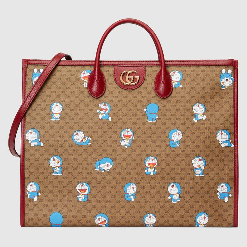 doraemon-x-gucci-large-tote-bag