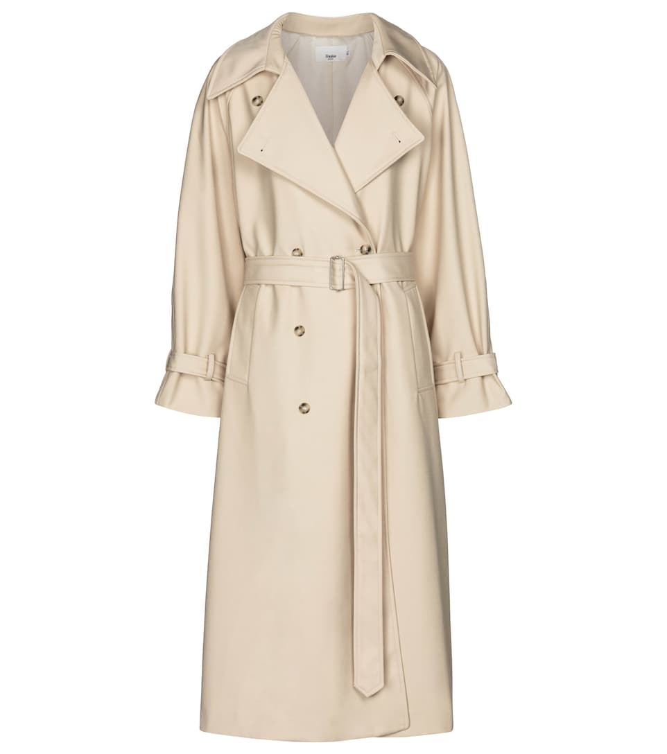 frankie-shop-woven-twill-trench-coat